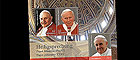 Canonisation of Popes by Pope Francis