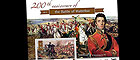 200th anniversary of Battle of Waterloo