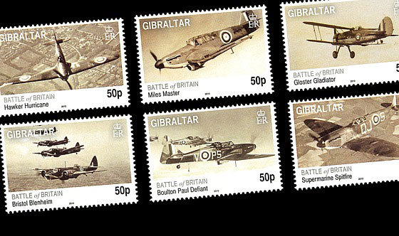 Battle of Britain 70th Anniversary SI