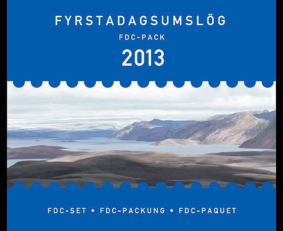 FDC Year Pack 2013 First Day Cover