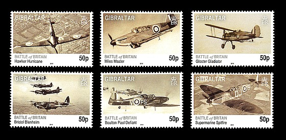 Battle of Britain 70th Anniversary Set