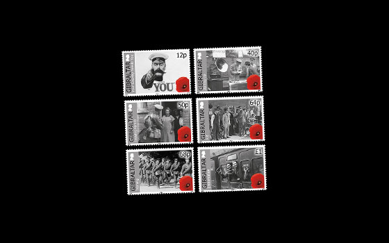 Centenary of World War I SI