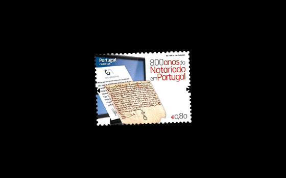 800 Years of the Portuguese Notary Public Profession SI