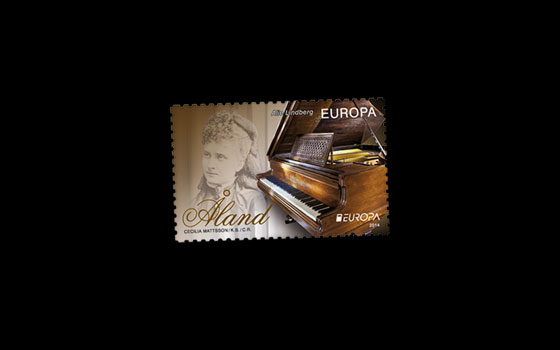 Europa Stamp 2014 SI
