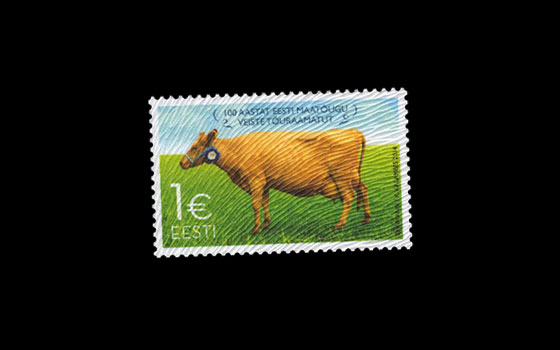 100 Years Herdbook of the Estonian Native Breed Cattle SI