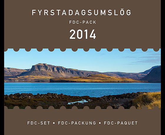 FDC Pack 2014 First Day Cover