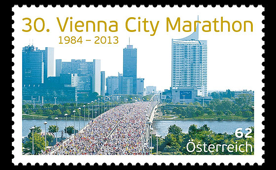 30th Vienna City Marathon Set