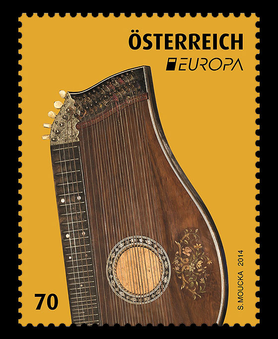 Europa 2014 - Zither Serie
