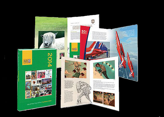 Year Book 2014 Annual Product