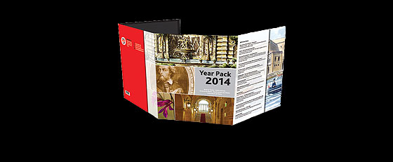 Year Pack 2014  Year Collections