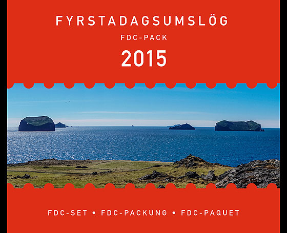 FDC Yearpack 2015 Annual Product