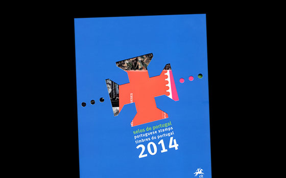 Year Pack 2014 with stamps and souvenir-sheets