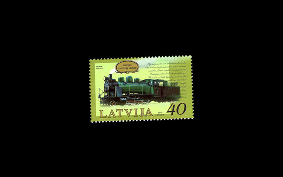 History of Latvia Railway 2010 SI