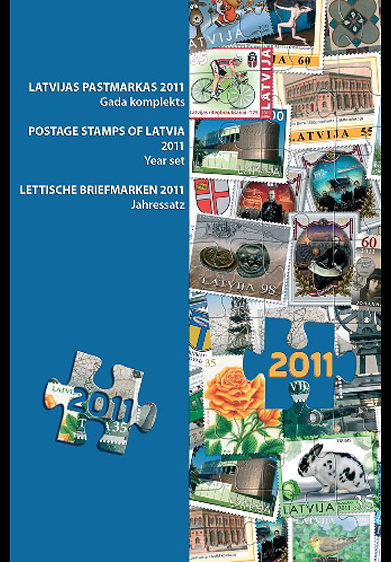 Year Set 2011 Annual Product