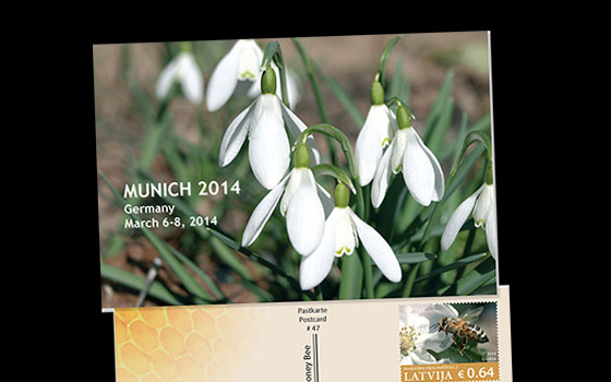 Munich 2014 EXPO Card SI