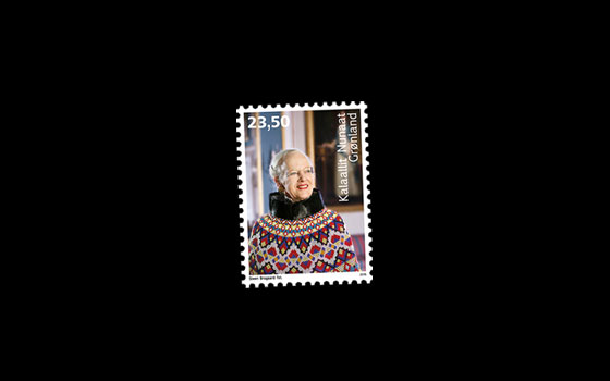 Queen Margrethe II - 75 Years SI
