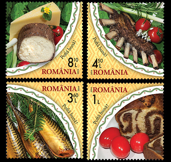 Live healthy! Romanian Traditions Set
