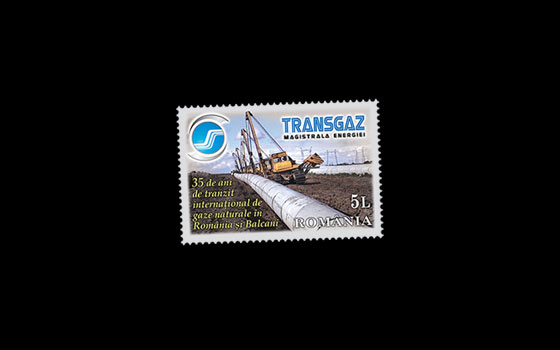 Transgaz - 35 years of international natural gas transit in Romania and the Balkans SI