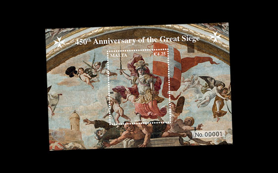 450th Anniversary of the Great Siege SI