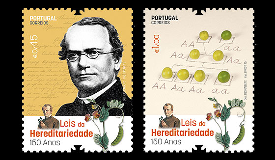 150 Years of the Discovery of the Laws of the Heredity Set