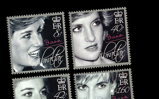 Diana, Princess of Wales Tribute SI