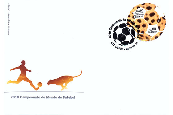 World Cup 2010 First Day Cover