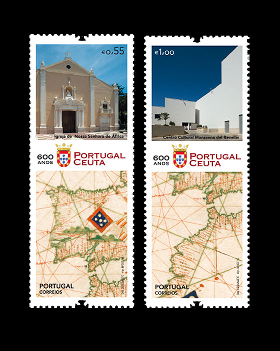 Portugal and Ceuta - 600 Years of History Set
