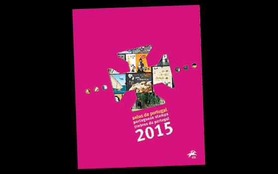 Year Pack 2015 with stamps and souvenir-sheets