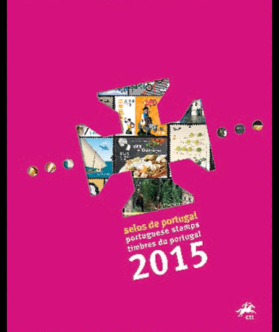Year Pack 2015 with stamps and souvenir-sheets Year Collections