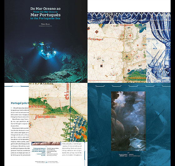 From the Mar Oceano to the Portuguese Sea (Thematic Book) Books