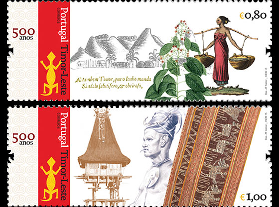 Portugal and Timor-Leste - 500 Years Set