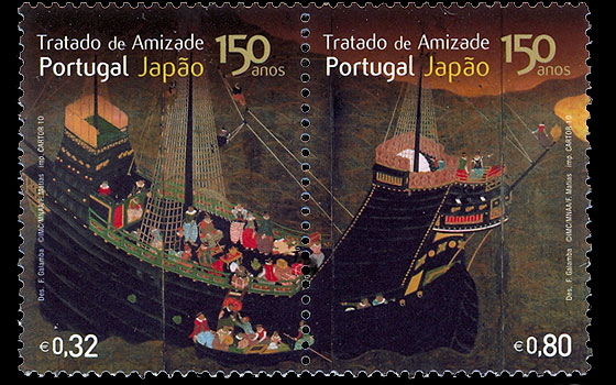 Portugal-Japan friendship Set