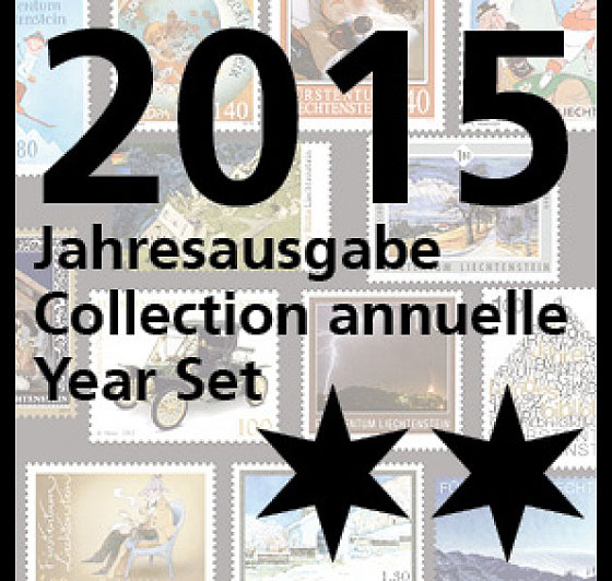 Year Set 2015 Year Collections