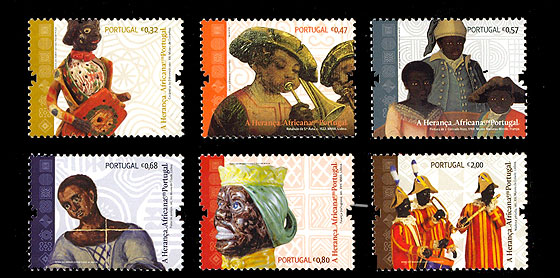 African Heritage in Portugal Set
