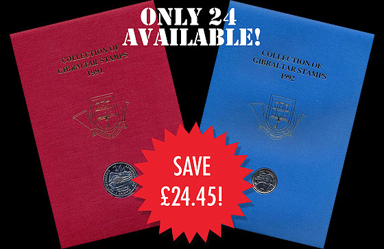 Year Pack Offer (1991 & 1992) SAVE £24.45! Annual Product
