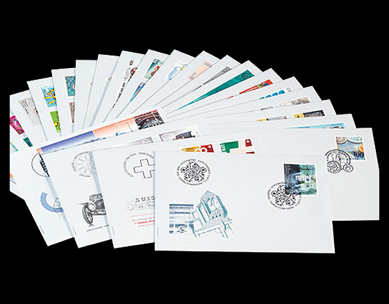 Year Set FDC 2015 Annual Product