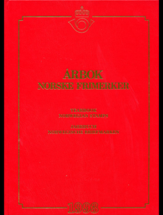 Yearbook 1993 (Catalogue Price) Annual Product