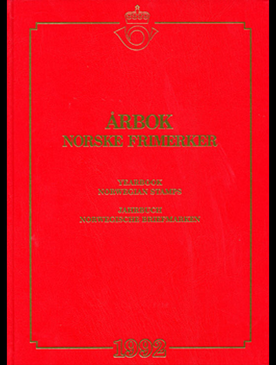 Yearbook 1992 (Catalogue Price) Annual Product
