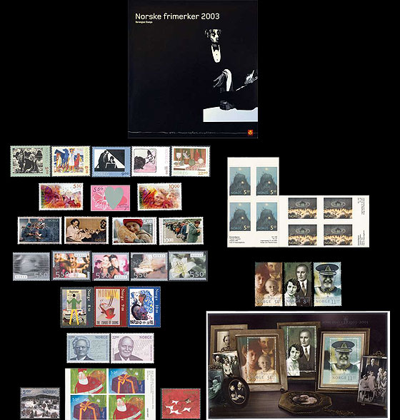 Year Set 2003 (Catalogue Price) Annual Product