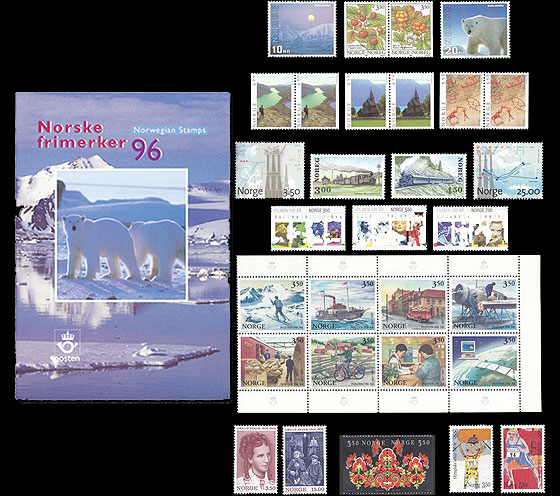 Year Set 1996 (Catalogue Price) Annual Product