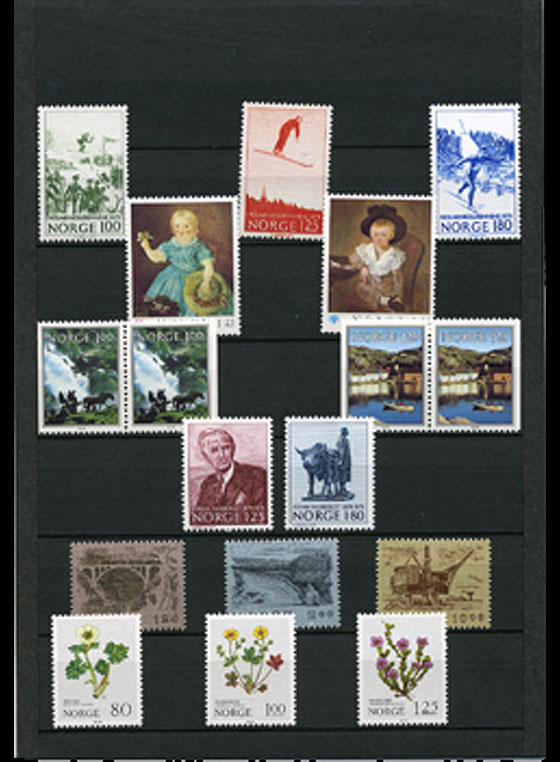 Year Set 1979 (Catalogue Price) Annual Product