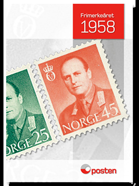 Year Set 1958 (Catalogue Price) Annual Product