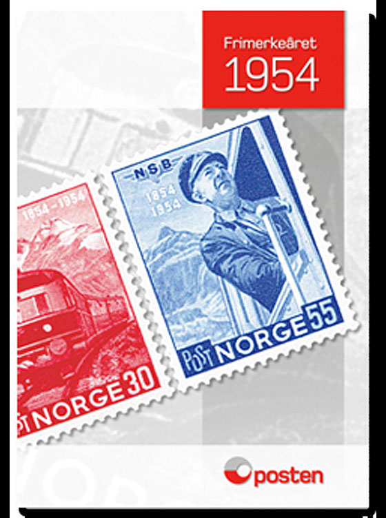 Year Set 1954 (Catalogue Price) Annual Product
