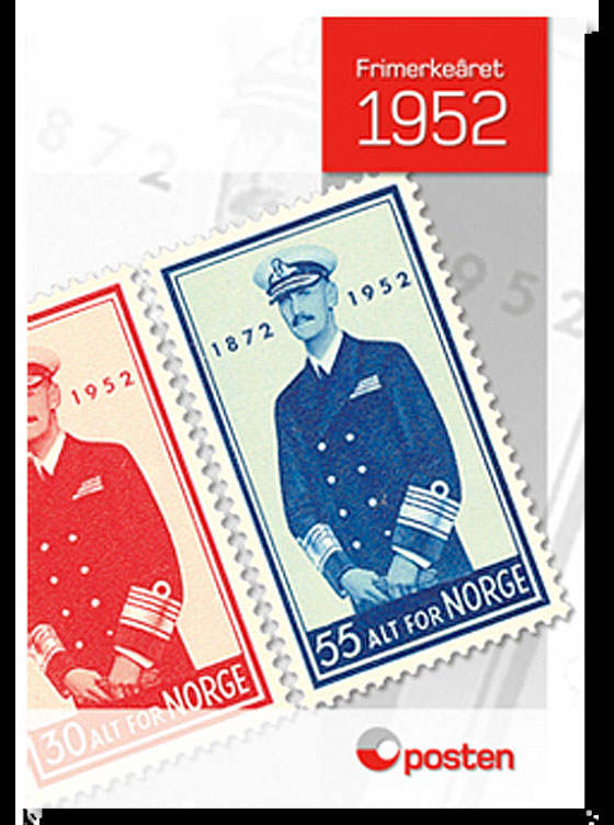 Year Set 1952 (Catalogue Price) Annual Product
