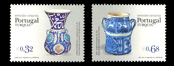 Joint Issue Portugal-Turkey Set