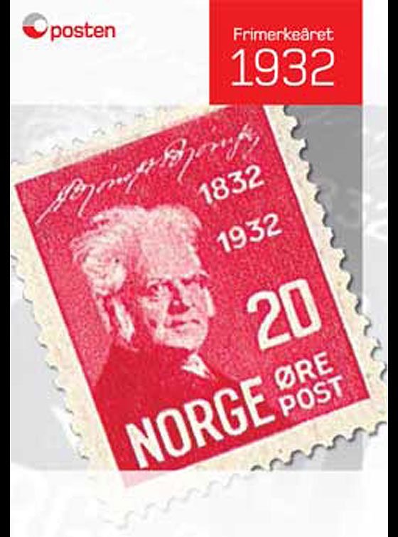 Year Set 1932 (Catalogue Price) Annual Product