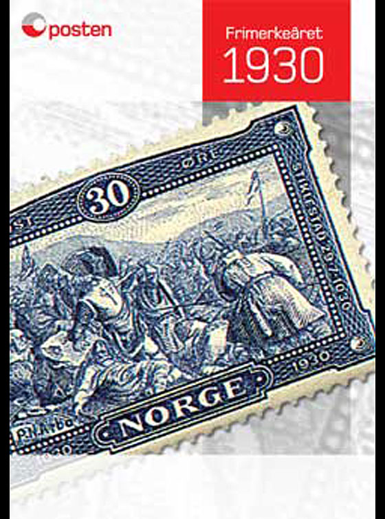 Year Set 1930 (Catalogue Price) Annual Product