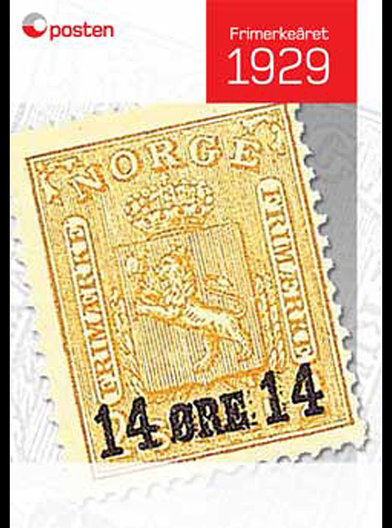 Year Set 1929 (Catalogue Price) Annual Product