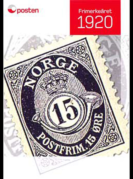 Year Set 1920 (Catalogue Price) Annual Product