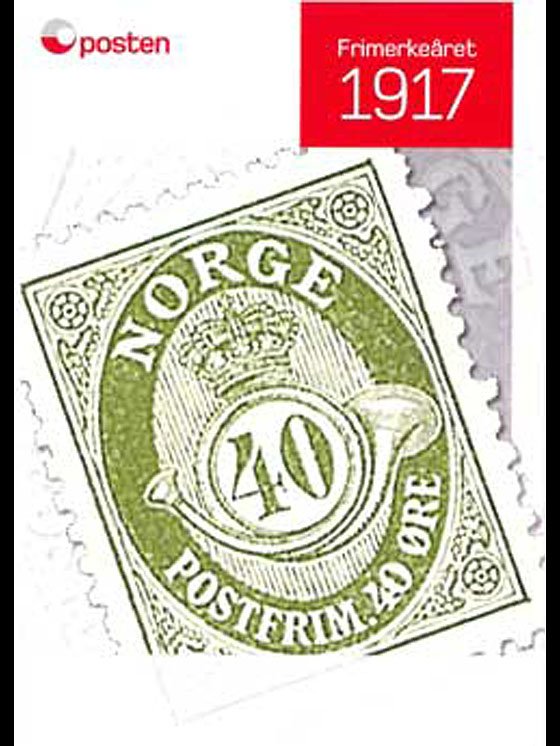 Year Set 1917 (Catalogue Price) Annual Product